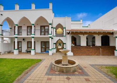 Perth Mosque Main Elevation